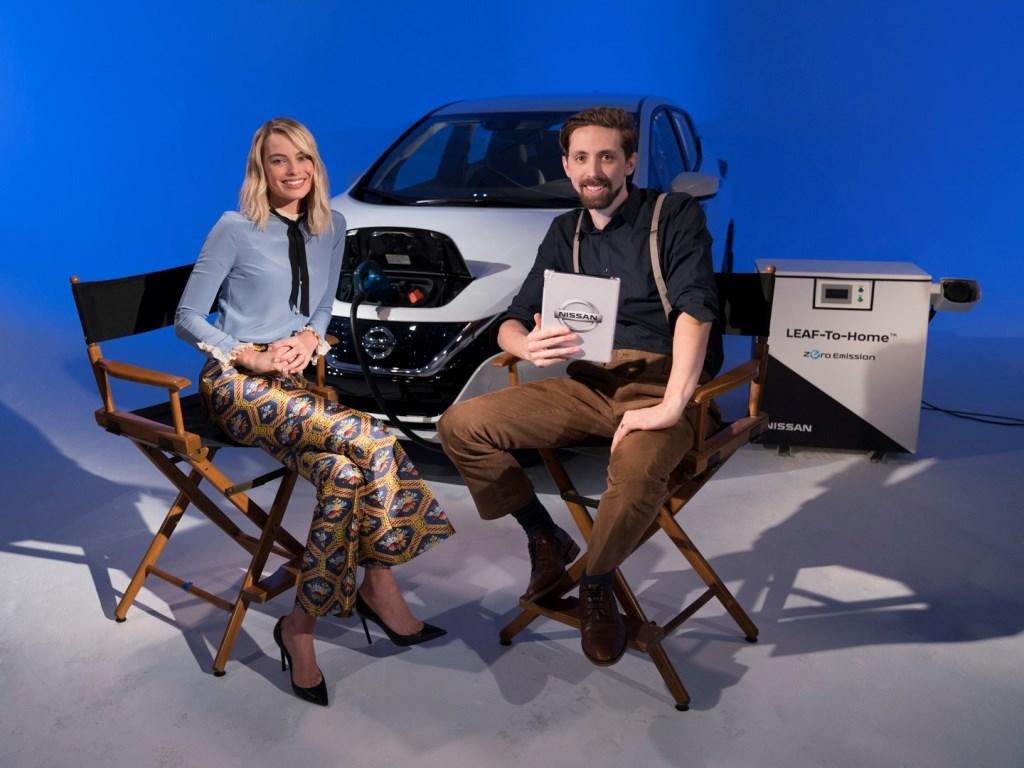 Margot Robbie bestätigt während Facebook-Livestream: Neues Formula E Design wird in Genf vorgestellt