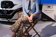 Nissan Electric Vehicle ambassador, Margot Robbie, confirms new Formula E concept livery to be revealed at Geneva Motor Show