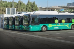 BYD-12-metre-pure-electric-bus-in-Jerusalem-Israel