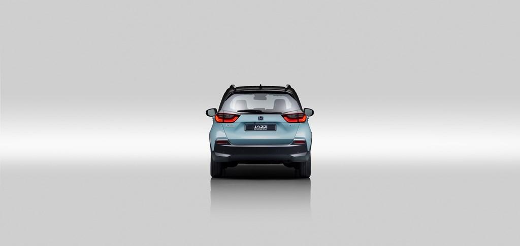 Honda Jazz Crosstar Exterior Rear