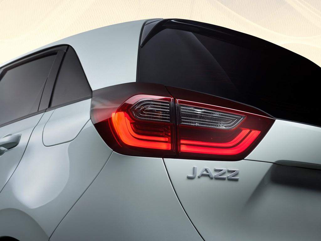 Honda Jazz Rear Detail