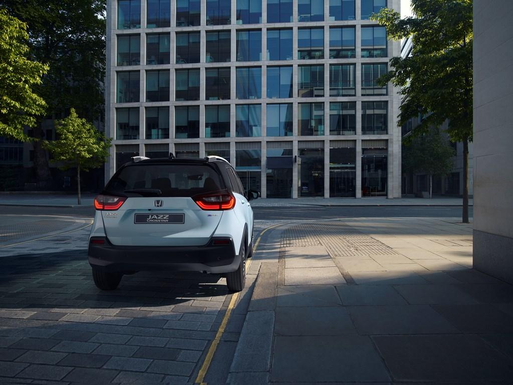 Honda Jazz Crosstar Exterior