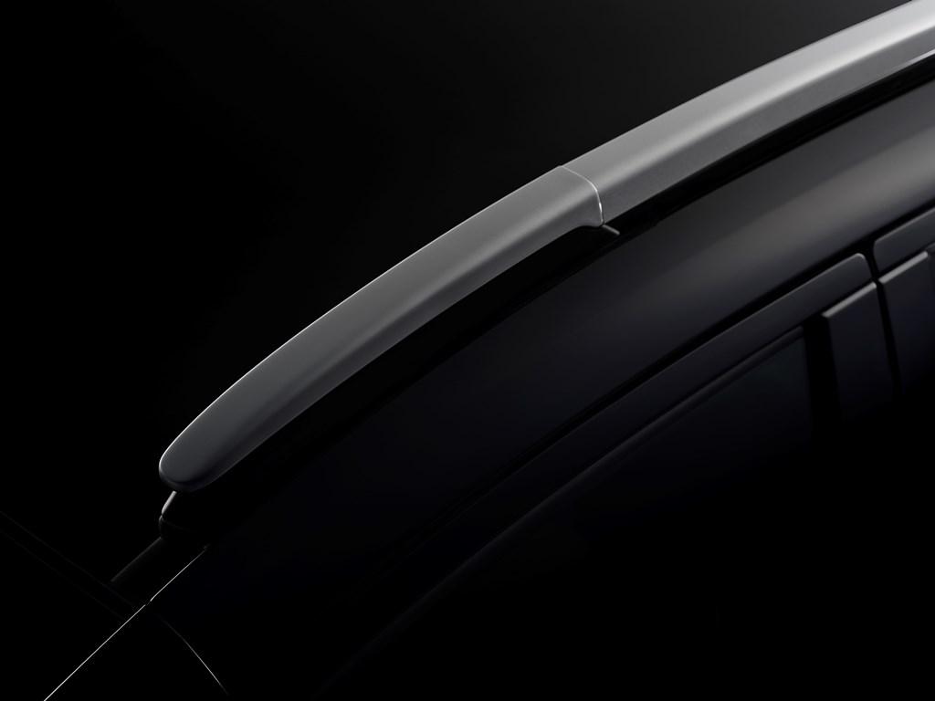 Honda Jazz Crosstar Exterior Roof Detail