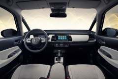 Honda Jazz Interior View