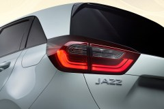 Honda Jazz Rear Detail