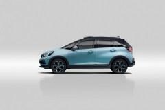 Honda Jazz Crosstar Exterior Side Profile