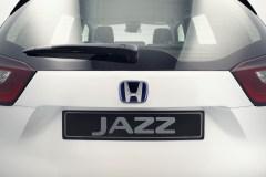 Honda Jazz Exterior Rear Detail