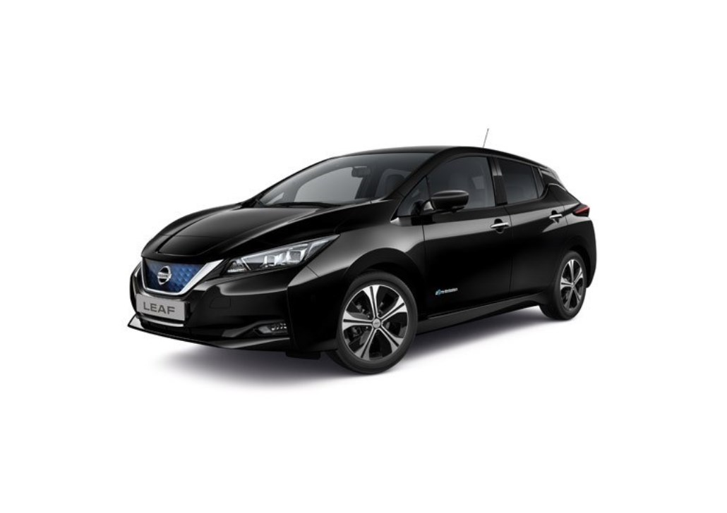 The acceleration of electrification: 10,000 European customers have ordered the new Nissan LEAF in two months