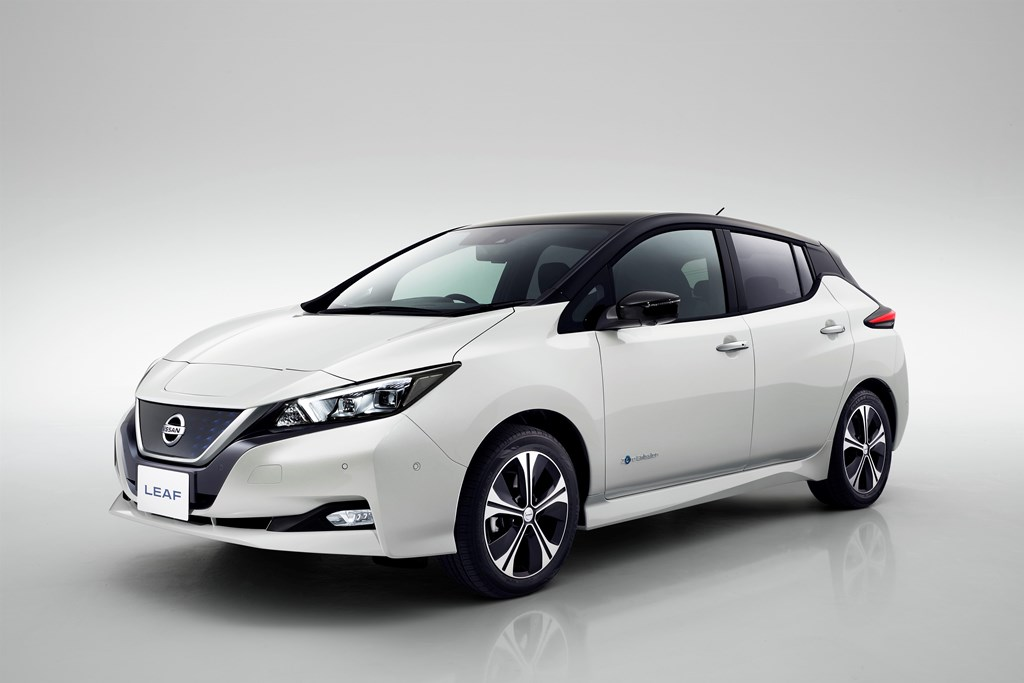 Nissan fuses pioneering electric innovation and ProPILOT technology to create the new Nissan LEAF: the most advanced electric vehicle for the masses