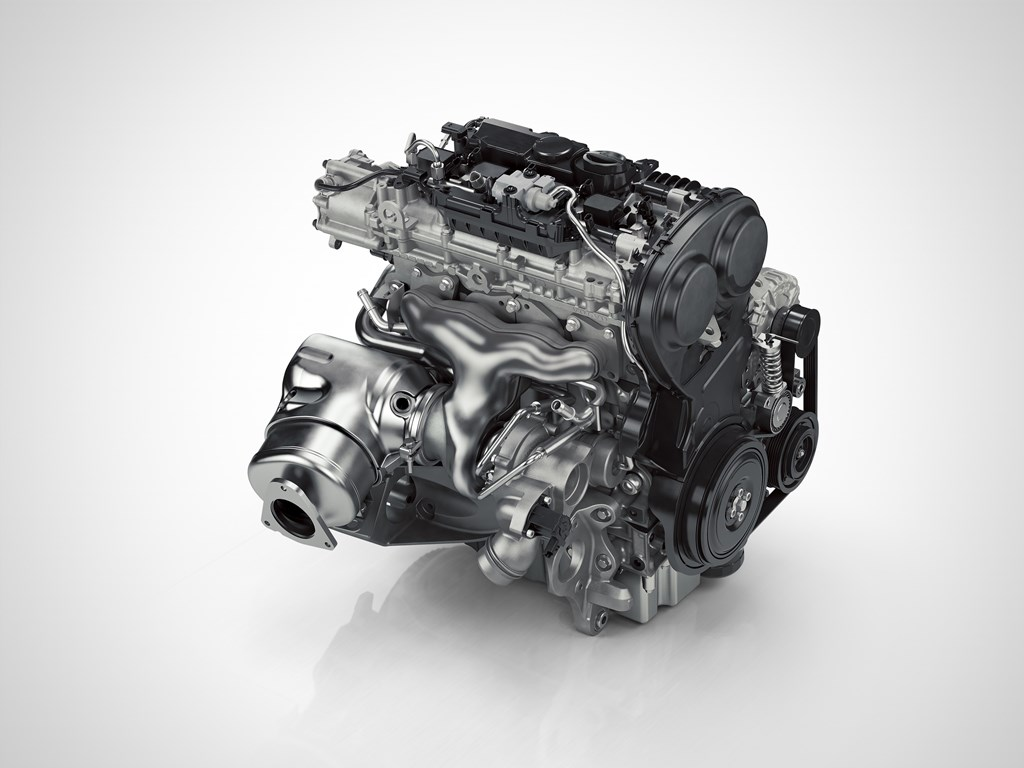Drive-E 4 cylinder Petrol Engine - T4/T3/T2 Rear