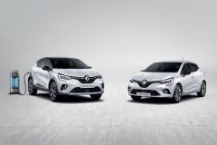 2020 - Nouveau Renault CAPTUR E-TECH Plug-in et Nouvelle Renault CLIO E-TECH