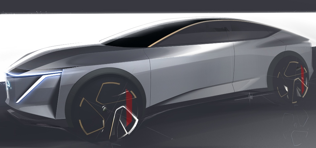 Nissan transforms traditional sedan design with IMs concept