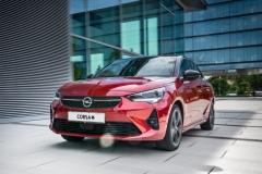 Opel Corsa-e mit GS-Line-Ausstattung