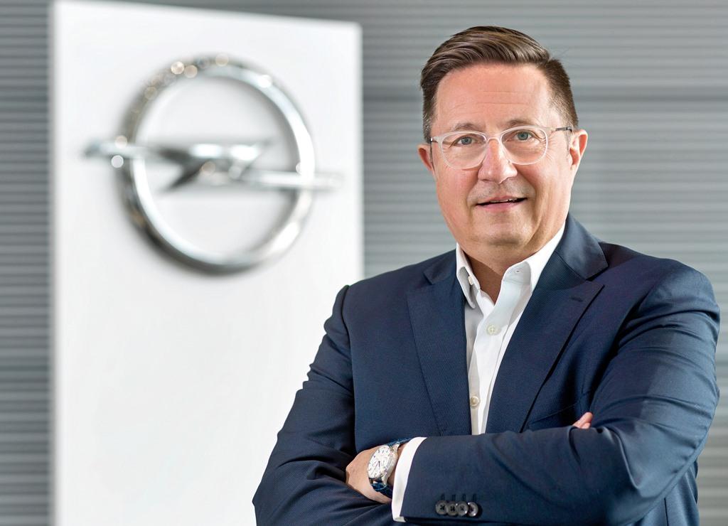 Bertram Kunze, Opel Automobile