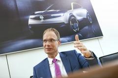 Rüsselsheim, 28. 8. 2018, Interview mit Opel-Chef Michael Lohscheller im Adam Opel Haus in Rüsselsheim