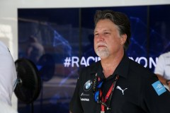 New York (USA) 13th July 2019. ABB FIA Formula E Championship, New York E-Prix, Michael Andretti (USA) Chairman & CEO, Andretti Autosport