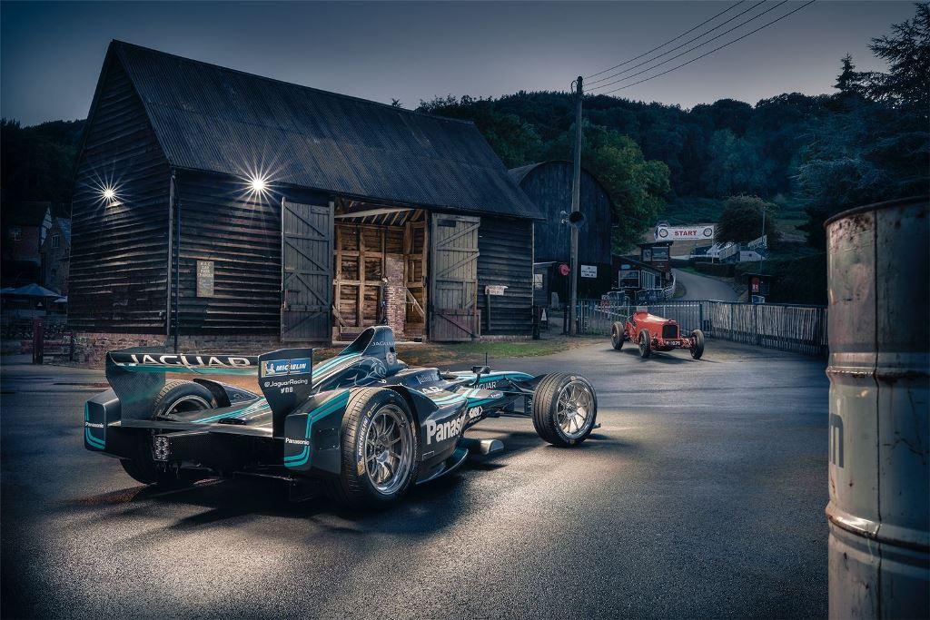 GKN_Driveline_Panasonic_Jaguar_Racing_Shelsley Walsh_electric_motor_news_02