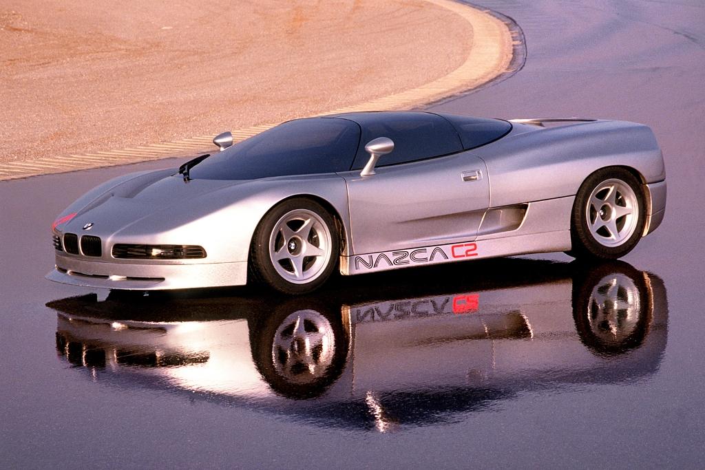 1993 - BMW NAZCA C2