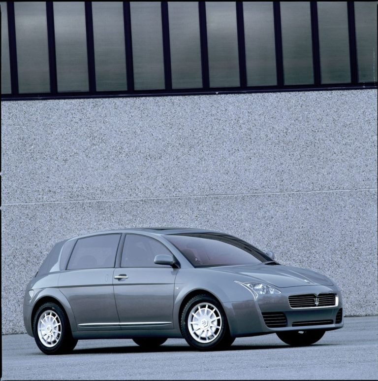 2000 - Maserati Buran