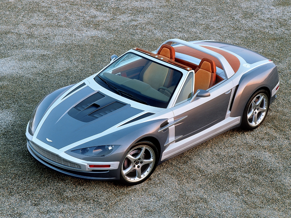 2001 - Aston Martin Twenty Twenty