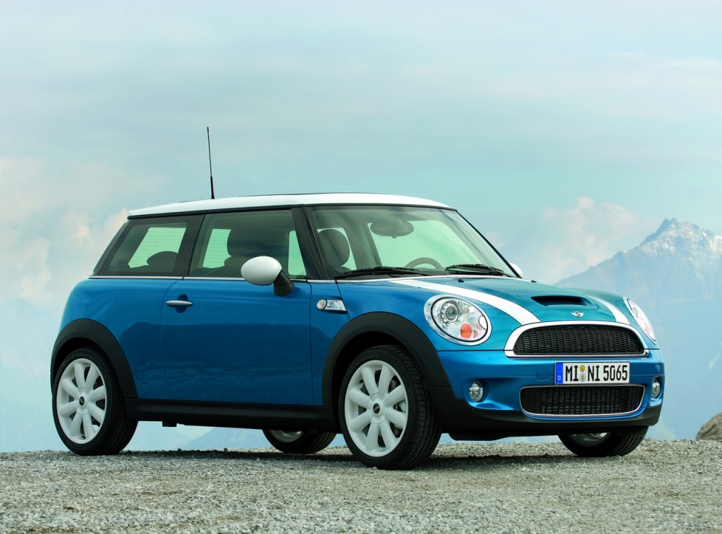 2008 - Mini (engineering only)