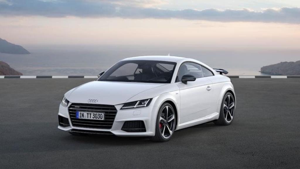 2017 - Audi TT (engineering only)