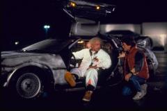 1981 - DeLorean DMC 12 Ritorno al futuro