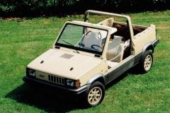 1981 - Panda 4x4 Strip