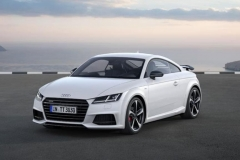 2017 - Audi TT (engineering only)