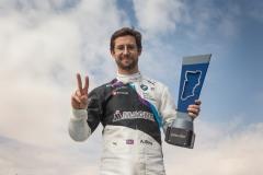 Diriyah (KSA), 21st-23rd November 2019. ABB FIA Formula E Championship, Season 6, BMW i Andretti Motorsport, BMW iFE.20, Alexander Sims.