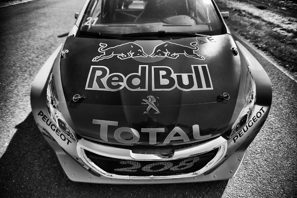 Team Peugeot Total at FIA World Rallycross Championship in Mettet, Belgium on 12 May 2018 // @World / Red Bull Content Pool // AP-1VMXYA7RD2111 // Usage for editorial use only // Please go to www.redbullcontentpool.com for further information. //