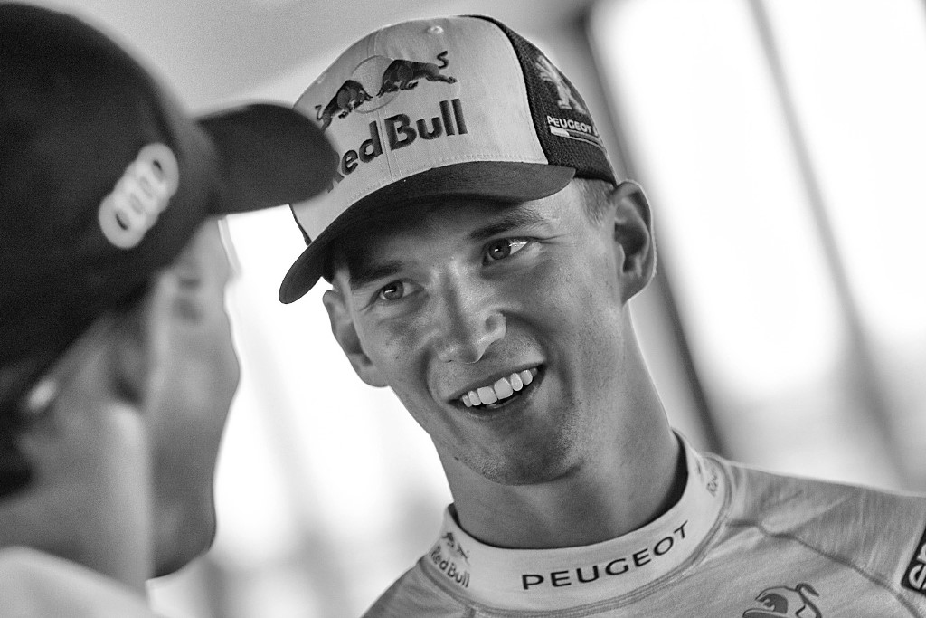 Timmy Hansen performs at FIA World Rallycross Championship in Mettet, Belgium on 13 May 2018 // @World / Red Bull Content Pool // AP-1VN2G5YU92111 // Usage for editorial use only // Please go to www.redbullcontentpool.com for further information. //