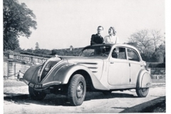 Peugeot 402 B Legere