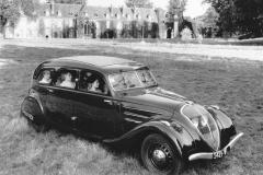 Peugeot 402 Limousine 1936