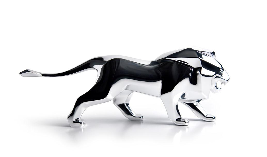 Peugeot_LionAmbassador_DesktopSculpture_001