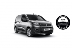 Nuovo Peugeot Partner (1)