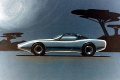 Jaguar XJ Spider figurino_1978