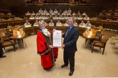 Nissan workforce granted Freedom of the City of Sunderland
