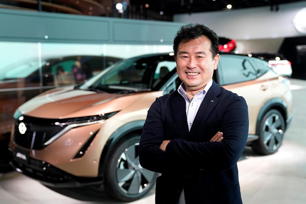 200709_Nissan-Ariya_Digital-World-Premiere_Spokesperson_Hikaru-Nakajima_01