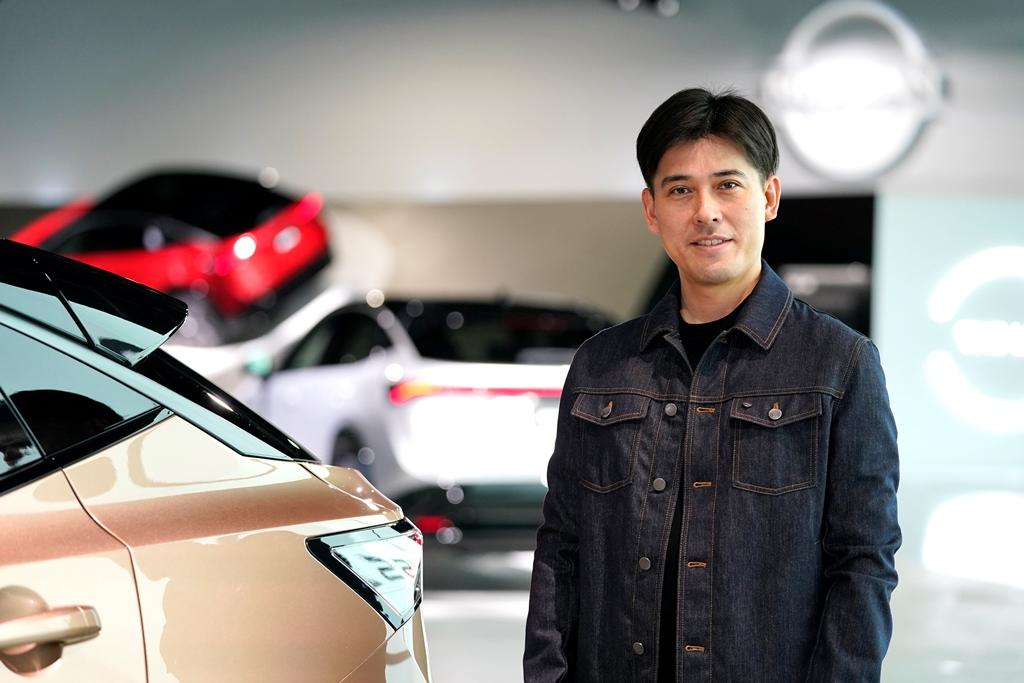 200709_Nissan-Ariya_Digital-World-Premiere_Spokesperson_Makoto-Fukuda_02