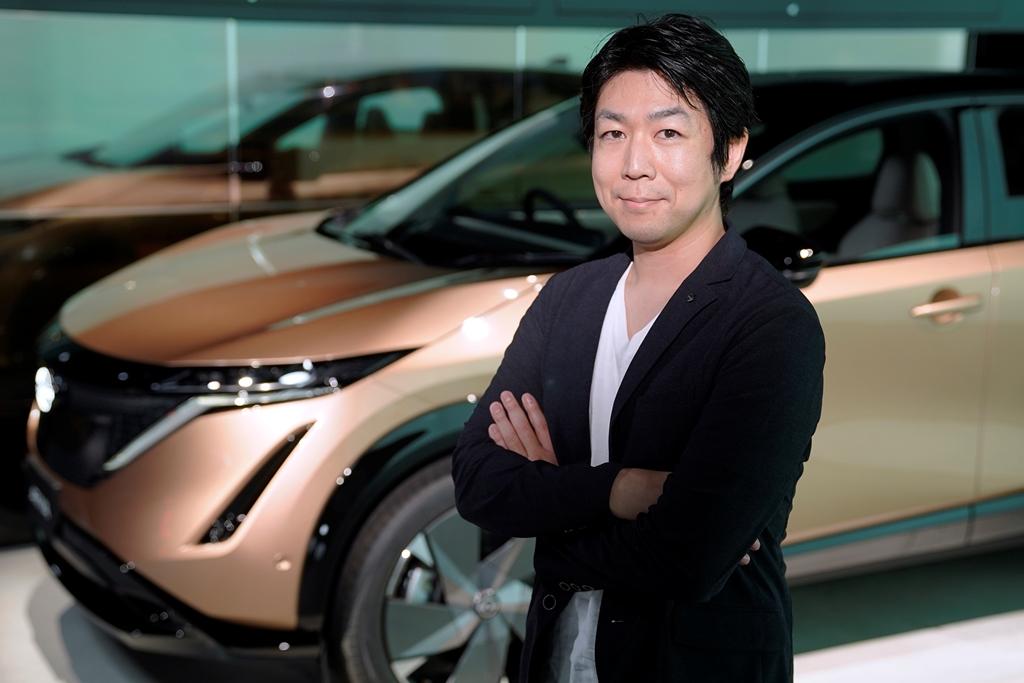 Nissan-Ariya-World-Premiere_Spokesperson_Hideki-Tago_002