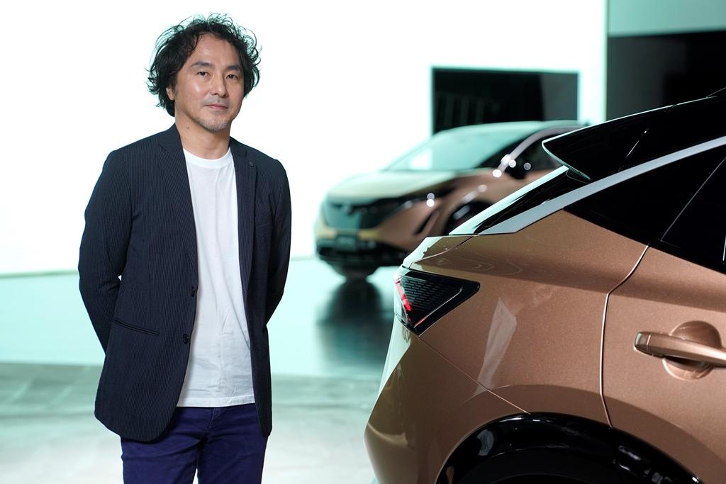 Nissan-Ariya-World-Premiere_Spokesperson_Kazuki-Yamazaki_003