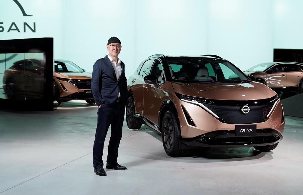 Nissan-Ariya-World-Premiere_Spokesperson_Satoru-Tai_002