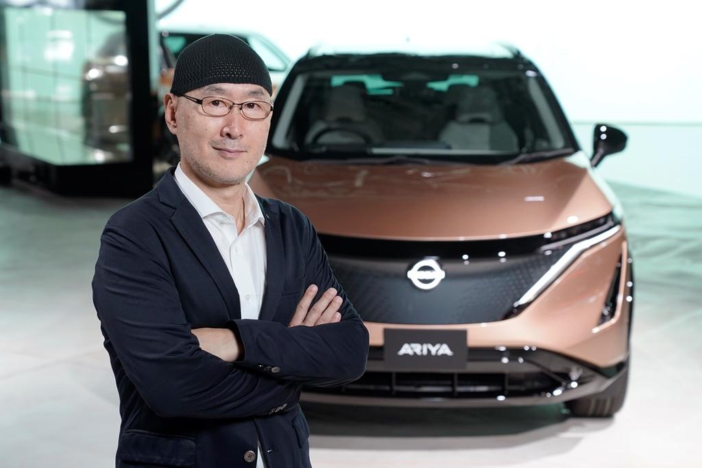 Nissan-Ariya-World-Premiere_Spokesperson_Satoru-Tai_003