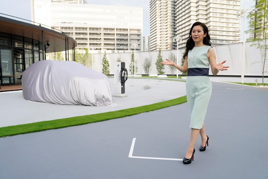 Nissan-Ariya_Digital-World-Premiere_CSS-Miho_Action-Scene_005