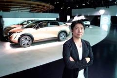 Nissan-Ariya-World-Premiere_Spokesperson_Hideki-Tago_001