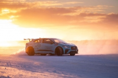 IPACE eTROPHY race car 1