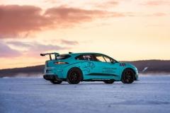IPACE eTROPHY race car 3