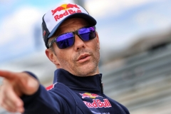 Sebastien Loeb performs at FIA World Rallycross Championship in Montalegre, Portugal on 28 April 2018 // @World / Red Bull Content Pool // AP-1VGK3GHG12111 // Usage for editorial use only // Please go to www.redbullcontentpool.com for further information. //
