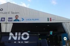 Luca Filippi NIO Formula E hong Kong 2017